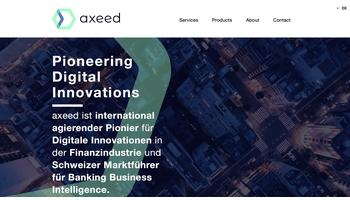 axeed AG treibt Wachstum voran