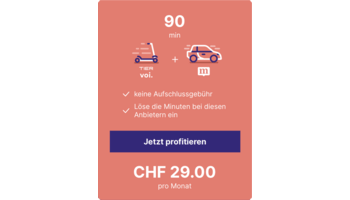 yumuv: Urbane Verkehrsmittel im Abo, neu auch in Basel verfügbar