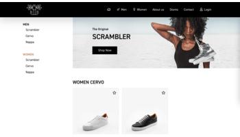 Racerfish baut für Benci Brothers neue Website mit eCommerce Webshop mit Shopify-Integration