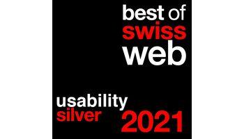 newhome.ch gewinnt Silber am Best of Swiss Web Award