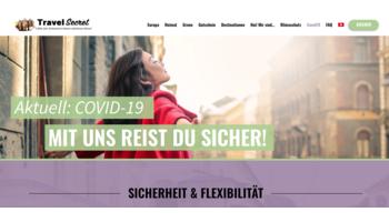 NEU: Erhöhte Sicherheit & Flexibilität bei Überraschungsreisen von TravelSECRET