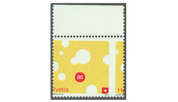 Rapp Auktionen: Käse-Briefmarke unter dem Hammer