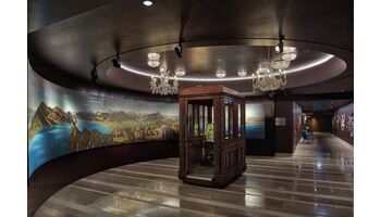 Das grösste Hotelmuseum der Schweiz eröffnet im Bürgenstock Resort