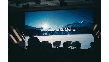 Blockchain Elite versammelte sich in St. Moritz