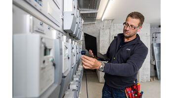 Kamstrup und CKW schliessen bisher grössten Smart Metering Auftrag der Schweiz ab