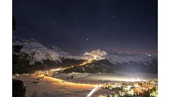 Wintersport bei Vollmond: Hier wird die Nacht zum Tag