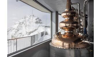 Weltweit höchstgelegene Whisky-Destillerie ORMA eröffnet auf Corvatsch