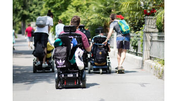 7. September: Tag der Menschen mit Muskeldystrophie Duchenne