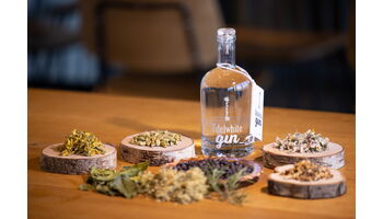 Edelmetal für Edelwhite Gin!