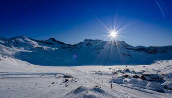 Engstligenalp wird im Winter zur eisigen Erlebnis-Alp