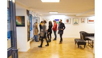 «1489 KreativRaum» – der Begegnungsraum von, mit und für Künstler im Herzen von Baden