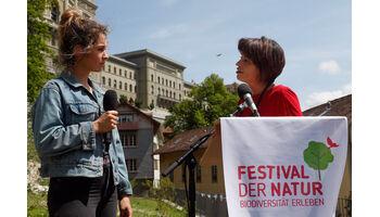 Das Festival der Natur: 750 Naturerlebnisse für die ganze Schweiz
