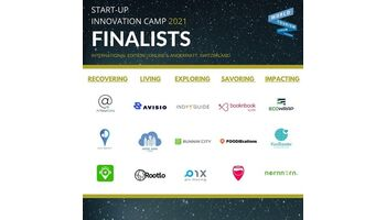 Finalisten des Start-Up Innovation Camps stehen fest