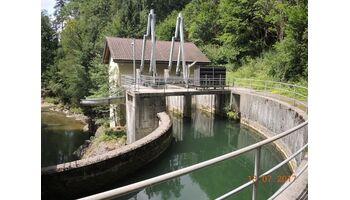 Die ETH Zürich entwickelt zusammen mit der SAK einen innovativen Fischleitrechen