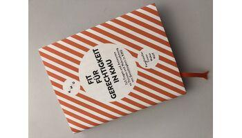 Schweizer KMU-Tag: Neues Buch zu «Fit für die Gerechtigkeit in KMU»