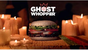BURGER KING® füttert seinen neuen GHOST WHOPPER® an Tote