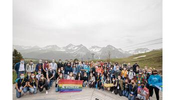 Junge Führungskräfte entwickeln in Uzwil und Arosa Ideen für einen nachhaltigen Planeten