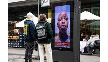 Unbekannte Videoanrufe aus der Ferne verwirren Weihnachts-Shopper in Zürich