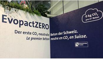 Holcim lanciert den ersten klimaneutralen Beton und treibt die Dekarbonisierung voran