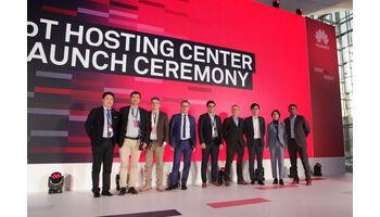 Huawei - Neues Hosting-Center beschleunigt die Entwicklung des IoT-Geschäfts in ganz Europa