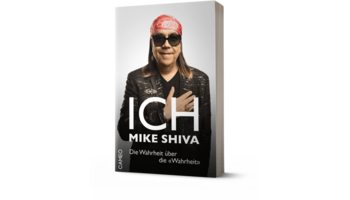 Mike Shiva veröffentlicht sein erstes offizielles Buch: «Ich, Mike Shiva – Die Wahrheit über die ‹Wahrheit›»