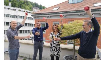 St.Gallen: CSP AG wurde von Great Place to Work® Switzerland als bester Arbeitgeber in der Sparte «Best Workplaces Small» (20-49 Mitarbeitende) ausgezeichnet.
