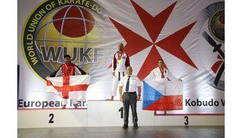 Erfolgreiche Schweizer an Karate-Europameisterschaften und Kobudo-Weltcup der World Union of Karate-Do Federations WUKF