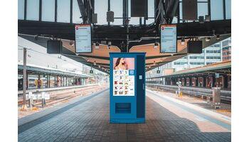 Wo Street Crediblity auf Einkaufsspass trifft: Die neue Outdoor Vending Maschine von Invenda