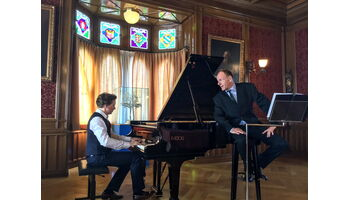 Literarisches Konzert beim Festival Zürich liest