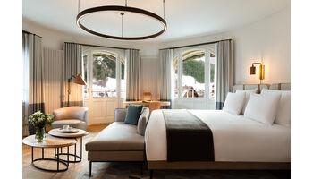 Neues 5-Sterne Luxushotel Kempinski Palace Engelberg eröffnet am 25. Juni in den Schweizer Alpen