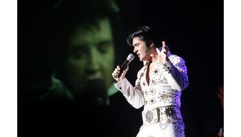 Elvis tourt 2020 durch die Schweiz