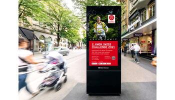 Start zur virtuellen 2. KMSK Swiss Challenge 2021 zugunsten von Kindern mit seltenen Krankheiten!