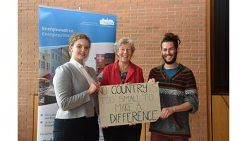 Trägerverein Energiestadt: Gemeinsam fürs Klima kämpfen