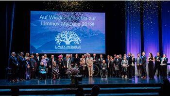 Limmex Medaille Verleihung 2019 in Luzern