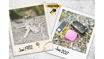 keymail lanciert LOCme - das neue Vergissmeinnicht 2.0