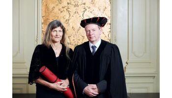 Dr. Ingeborg Hochmair erhält Ehrendoktorwürde der Universität Bern