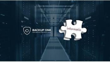 Die zweite Übernahme in diesem Jahr: Die Backup ONE AG übernimmt die Informatio GmbH