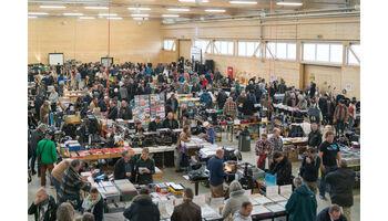 34. Schweizer Musik-Flohmarkt in der Vianco Arena Brunegg