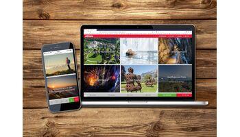 Neuer Webauftritt für die Ferienregion Heidiland