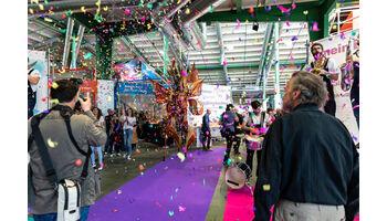 muba 2018 in Basel ist eröffnet