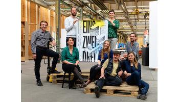 museum schaffen eröffnet neues Pop-up in der Lokstadt, Winterthur