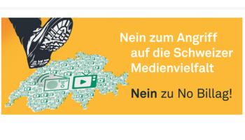 No Billag bringt Schweizer Medienvielfalt in Gefahr