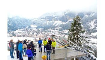 Bild Rechte: Nationales Nordisches Skizentrum Kandersteg
