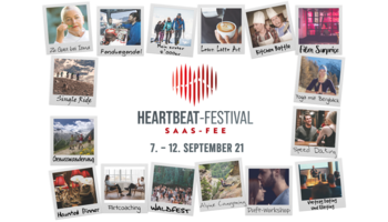 Im September 2021 findet in Saas-Fee das erste und einzige Single-Festival der Schweiz statt