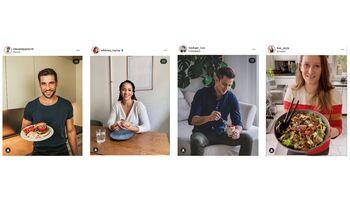 16 Influencer*innen geniessen den Veganuary mit den neuen V-Love Produkten der Migros