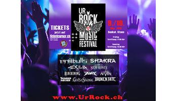 Die Urkantone haben ihr erstes Rock-Festival