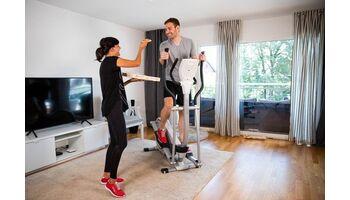 RNTL bringt das Fitnesscenter in die Stube