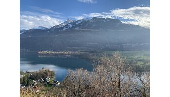IG UNESCO-Welterbe Tektonikarena Sardona: Geo-Spaziergang am Alpenrand