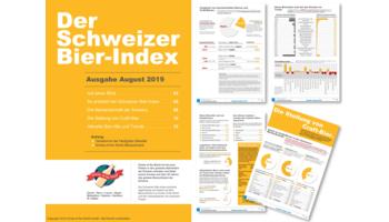 Erstmals detaillierte Zahlen und Fakten zu einem Biermarkt im Umbruch und zur neuen Bierkultur in der Schweiz