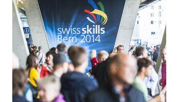 Walliser Kleinstunternehmen an den grossen Swiss Skills Bern 2014